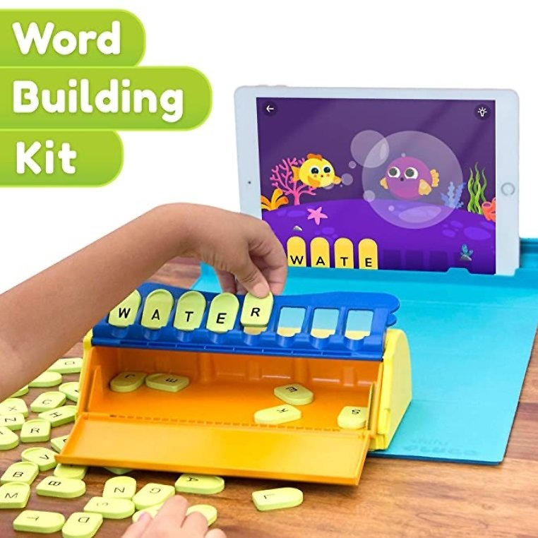 Price Drop ! Plugo Letters by PlayShifu - Word Building with Stories & Puzzles