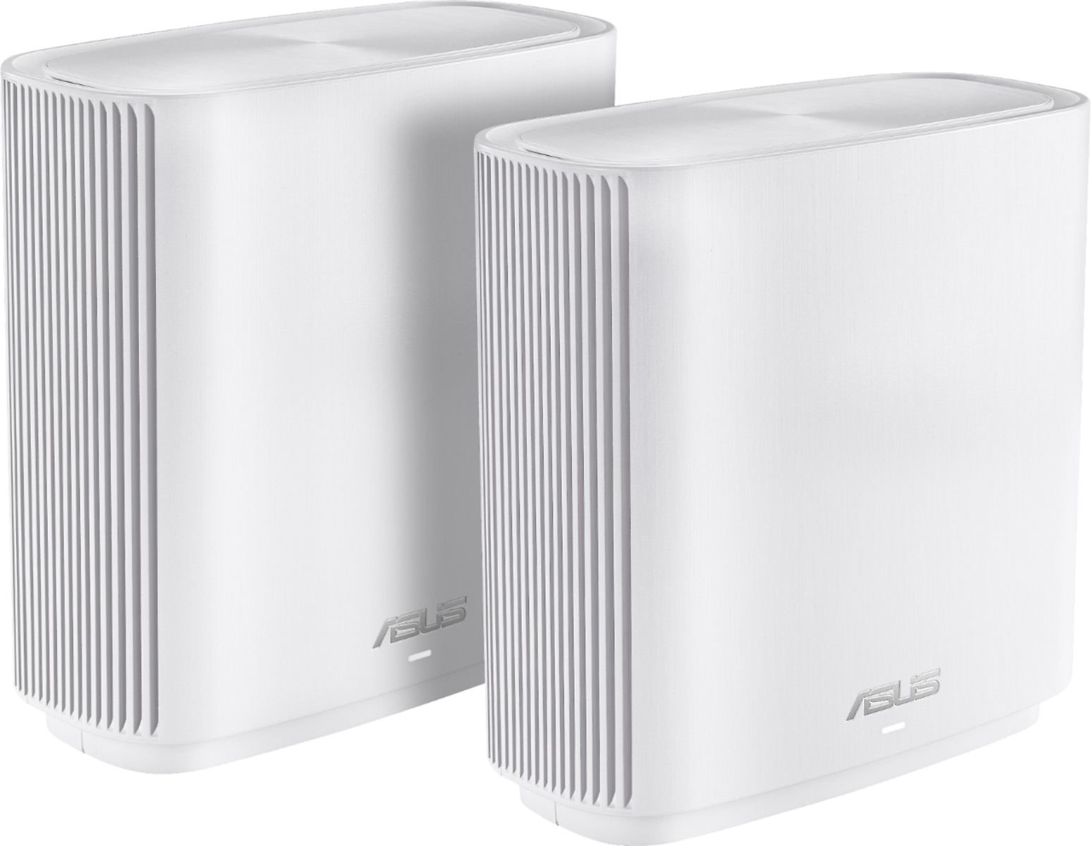 2-Pack ASUS ZenWiFi AC Tri-Band Mesh Wi-Fi Router