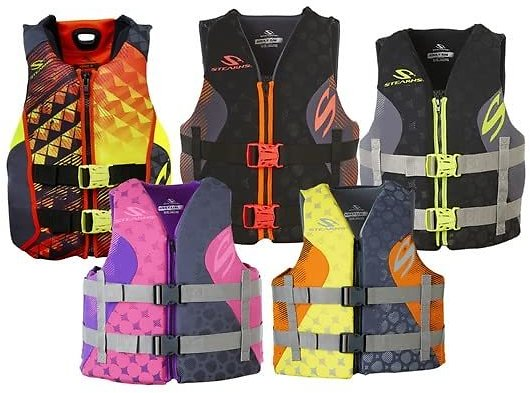 Stearns Hydroprene Life Vest 2 Pack - $29.99 - Free Shipping for Prime Members