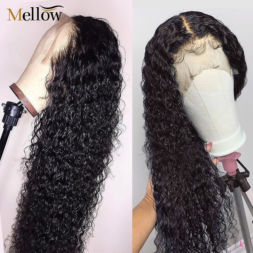 US $44.53 51% OFF|Brazilian Jerry Curl Wig Lace Front Wig Short Curly Lace Front Human Hair Wigs Pre Plucked 13X4 13X6 Wigs For Black Women|Human Hair Lace Wigs| - AliExpress