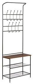 Honey Can Do Entryway Coat & Shoe Rack JUST $38.19 At Home Depot (Reg $54.55)