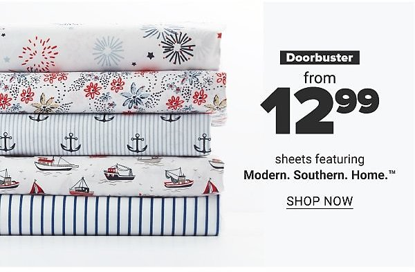 Sheet Sets Starting At $12.99