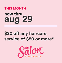 $20 Off $50 Hair Care Services (In-Store)