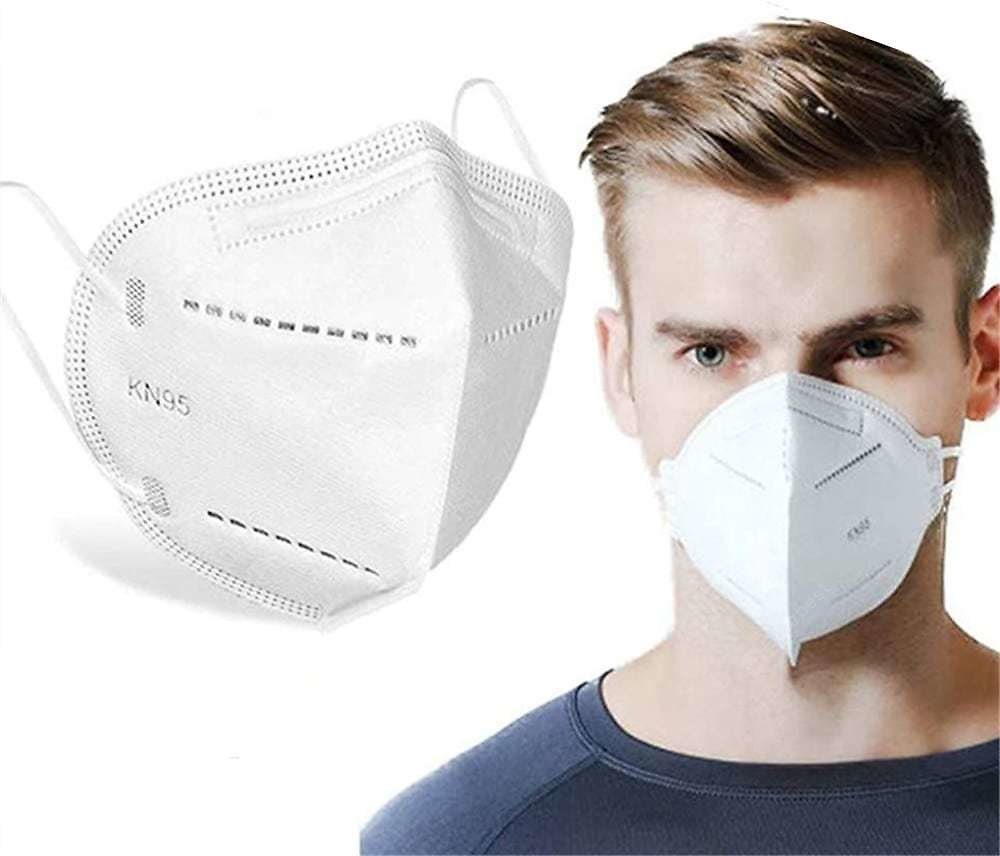 Protective Face Mask White 20pcs Braces & Supports Sale, Price & Reviews | Gearbest