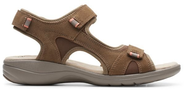 Saylie Spin Taupe Suede (2 Colors)