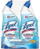 Lysol Power, Toilet Bowl Cleaner At Amazon