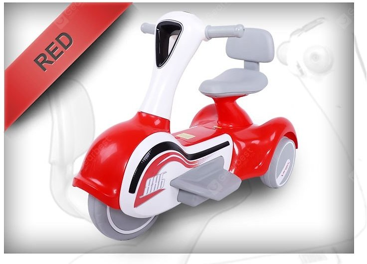 Children Electric Motorcycle 2-3-4-5 Boy Girl Baby Can Sit Tricycle Small Children Toy Sale, Price & Reviews | Gearbest