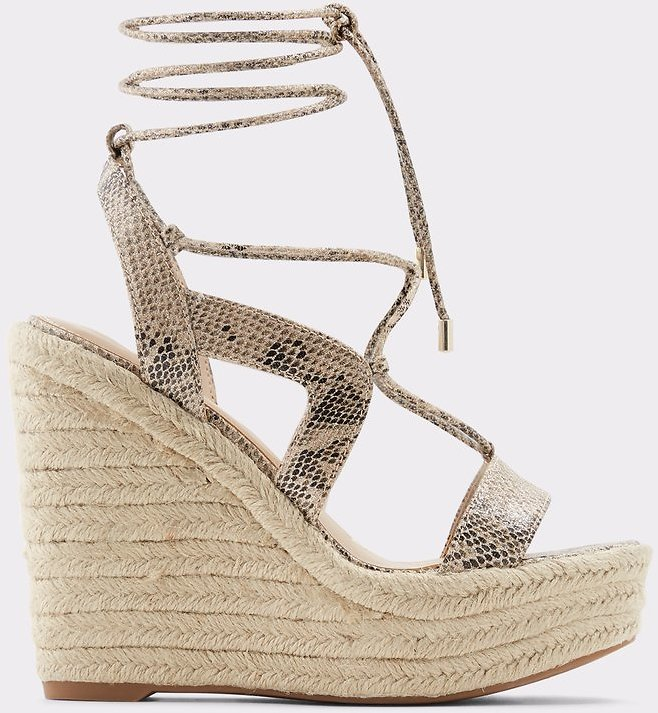 Oxandra Natural Women's Sandals | ALDO US