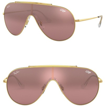Ray-Ban | Icons 133mm Shield Sunglasses | Nordstrom Rack