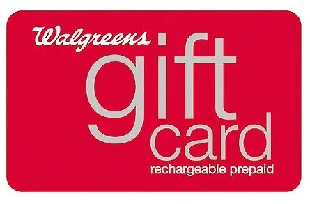 (starts 8/9) FREE $10 Walgreens Gift Card W/p Any Two Select Gift Card
