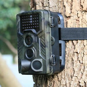 Hunting Trail Digital Wild Camera Wildlife Scout Infrared 16MP MMS Night Vision