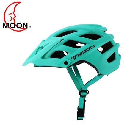 31% OFF MOON Casco Mbt Cycling Bike Sports Safety Helmet OFF-ROAD Mountain Bicycle Helmet Outdoors Riding Helmet Casco Bicicleta