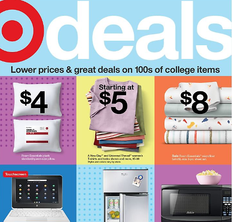 100+ College Essentials On Sale From $4 (Aug-09)