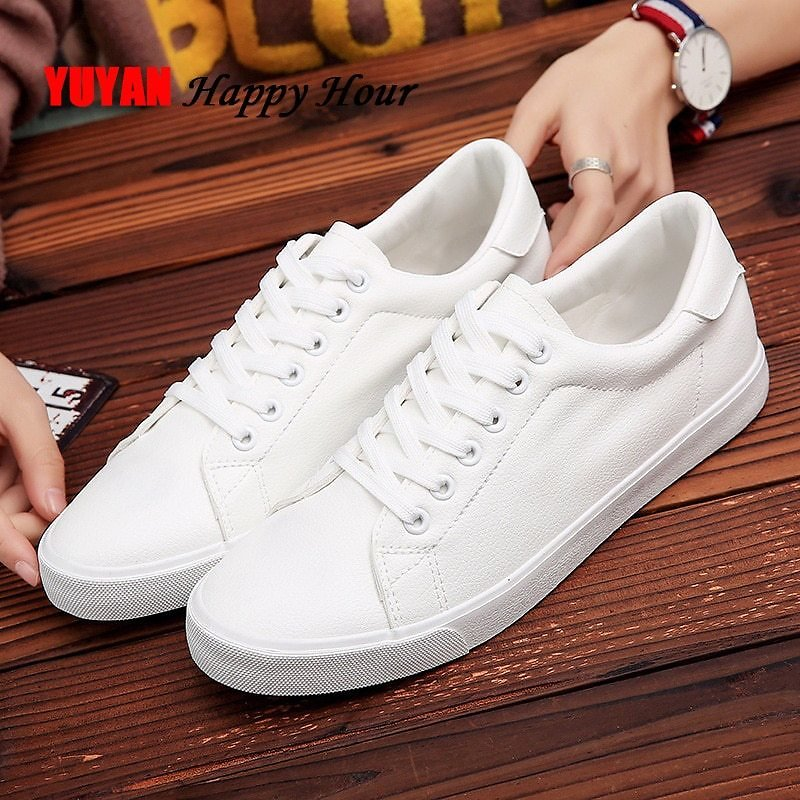 US $14.23 45% OFF|2020 Spring Shoes Men Sneakers Casual Soft Leather Men Shoes Brand Fashion Male White Shoes KA1188|Men's Casual Shoes| - AliExpress