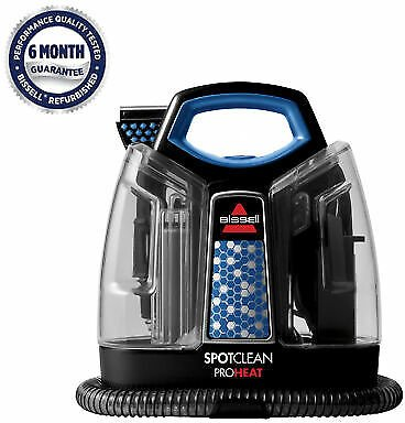 BISSELL SpotClean ProHeat Portable Spot Carpet Cleaner | 5207 Refurbished! 11120178579