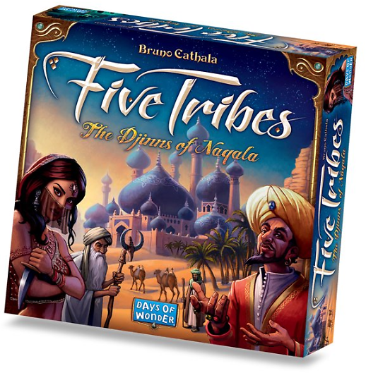 Five Tribes Game