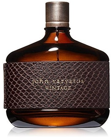 John Varvatos Vintage Eau De Toilette Spray, Cologne for Men, 4.2 Oz