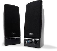 Cyber Acoustics CA 2014RB 2 Piece Speaker System - Office Depot