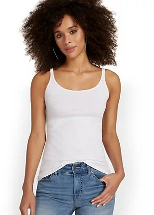 Perfect Tank Top (Many Colors)