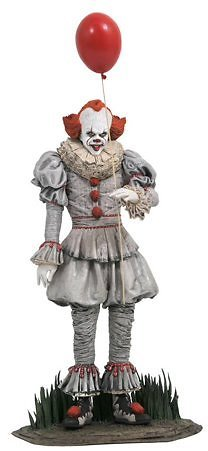 IT Chapter 2 Gallery Pennywise PVC Statue 9