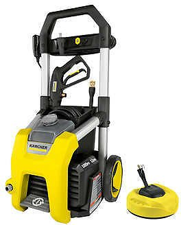 Karcher - K1800 Electric Pressure Washer