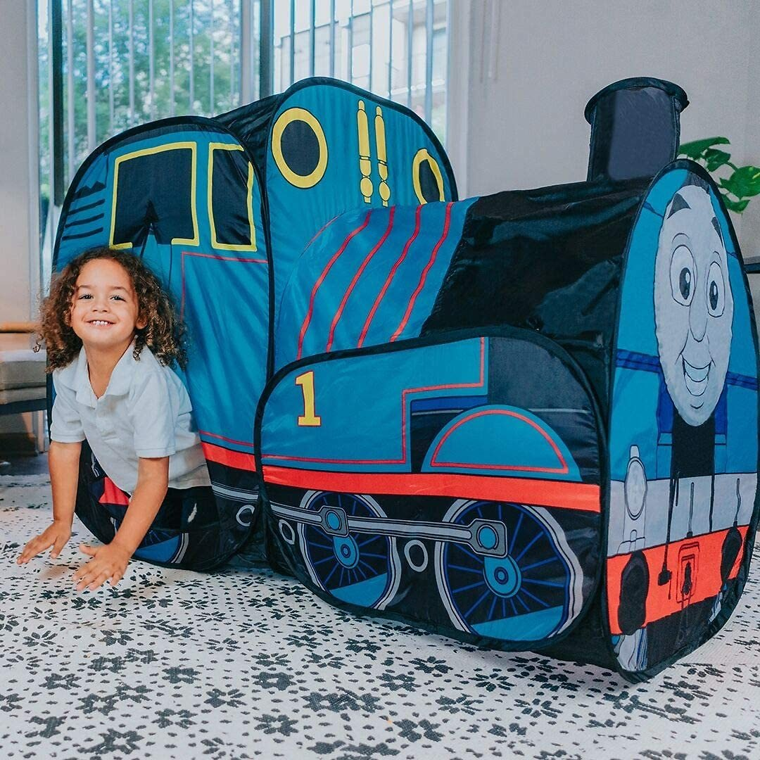 Pop Up Train Thomas The Tank Engine Toy Playhouse