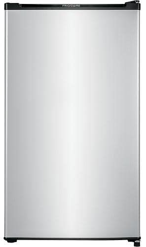 Frigidaire 3.3-cu Ft Freestanding Mini Fridge (Silver Mist) Lowes.com