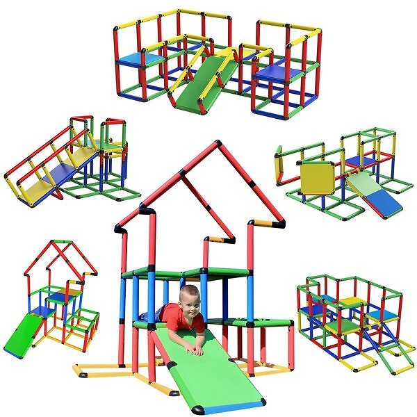 Create and Play Life Size Structures DIY Playhouse Kit