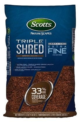 Scotts Nature Scapes Mulch in 3 Colors (In-Store)