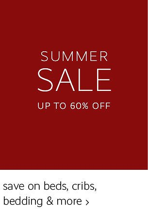 Up to 60% Off Summer Sale + Extra 20% Off | Pottery Barn Kids