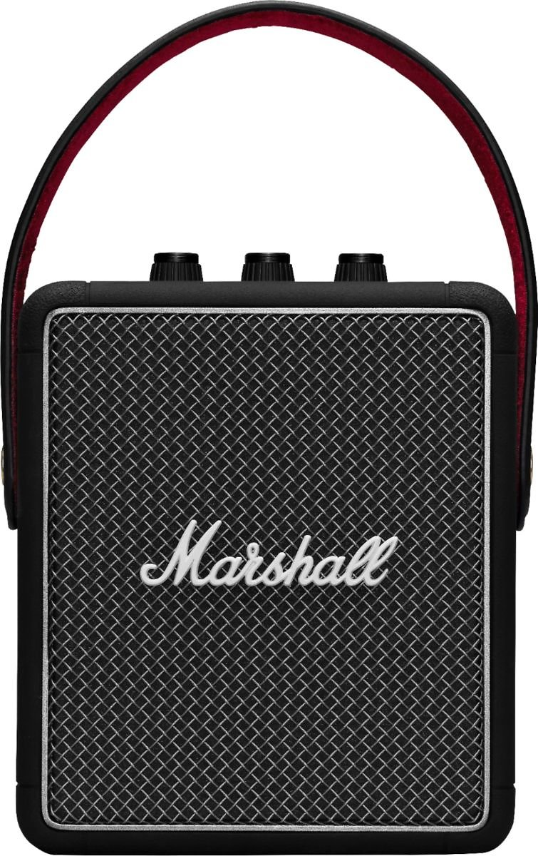 Marshall Stockwell II Portable Bluetooth Speaker Black STOCKWELL II BT BLACK
