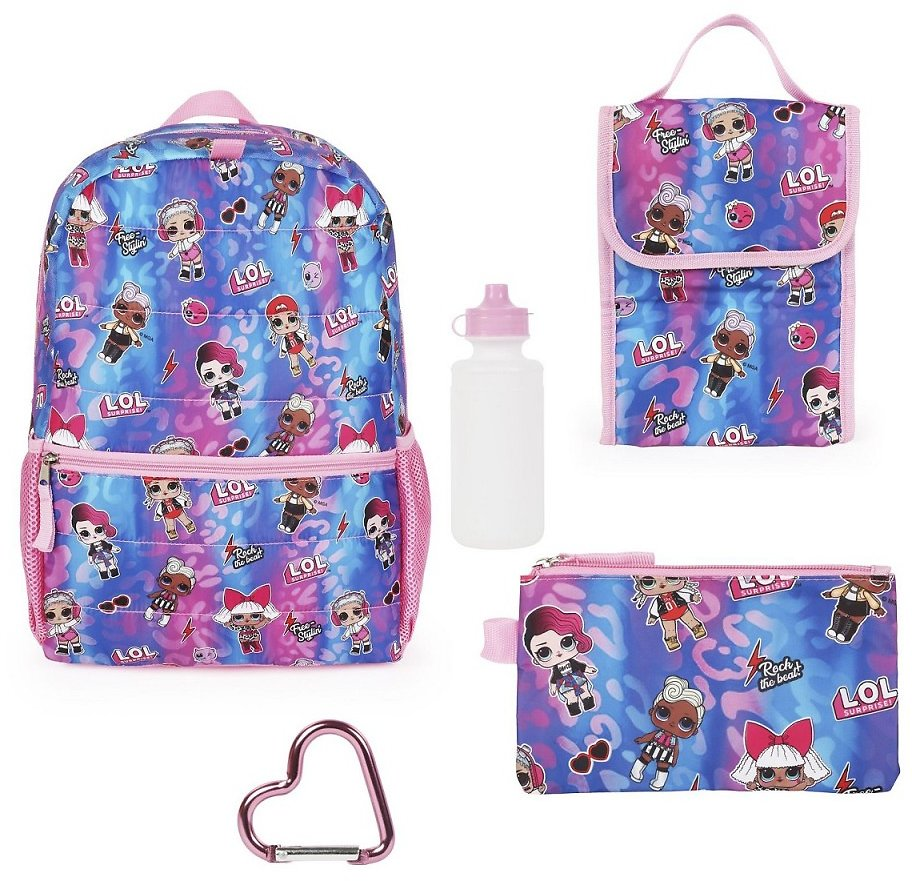 Kids Back to School Bags & Backpacks for $15.99
