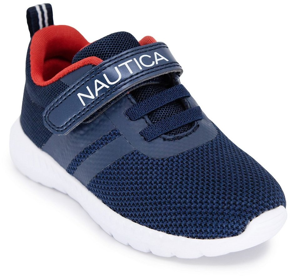 Nautica Toddler Boys Athletic Sneaker (3 Colors)