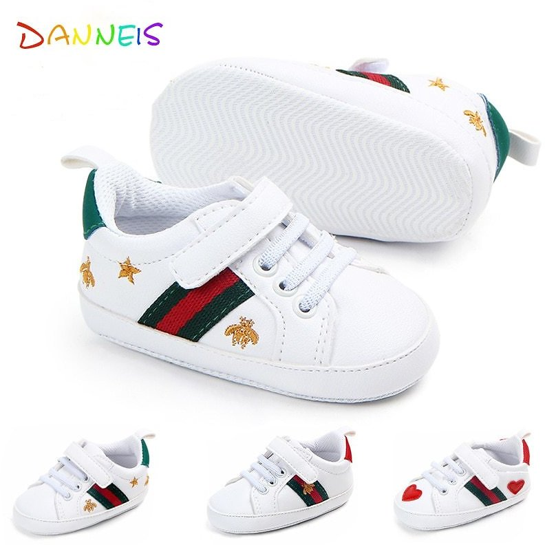 US $2.21 15% OFF|2020 Hot Sale Soft Leather Brand Baby Moccasins Shoes Newborn Girls First Walkers Infant Boys Easy Wear Walking Shoes Prewalkers|First Walkers| - AliExpress