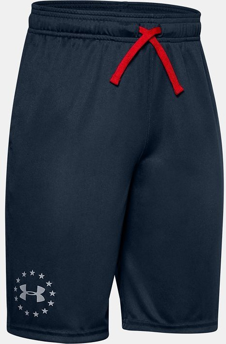 Boys UA Prototype Americana Shorts (Two Colors)