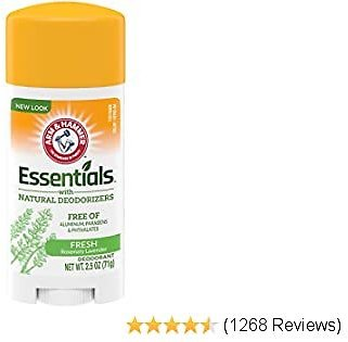 2.5-Oz ARM & HAMMER Essentials Deodorant