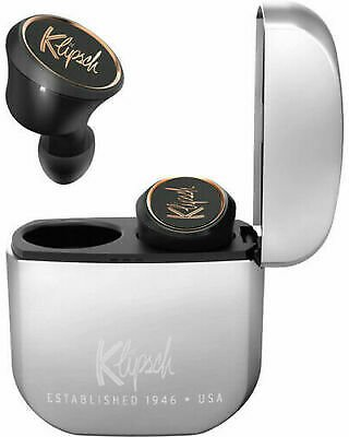 Klipsch T5 True Wireless In-Ear Headphones with Built-In Remote and Microphone