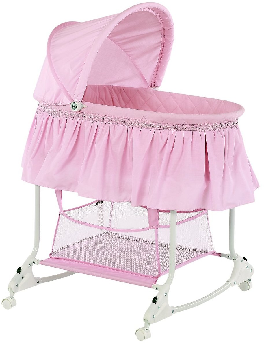 Dream On Me Willow Bassinet (3 Colors)