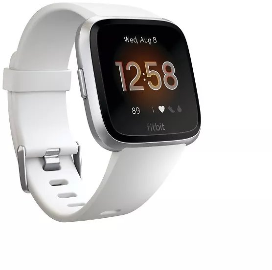 Fitbit Versa Lite Smartwatch with Small & Large Band (2 Colors)