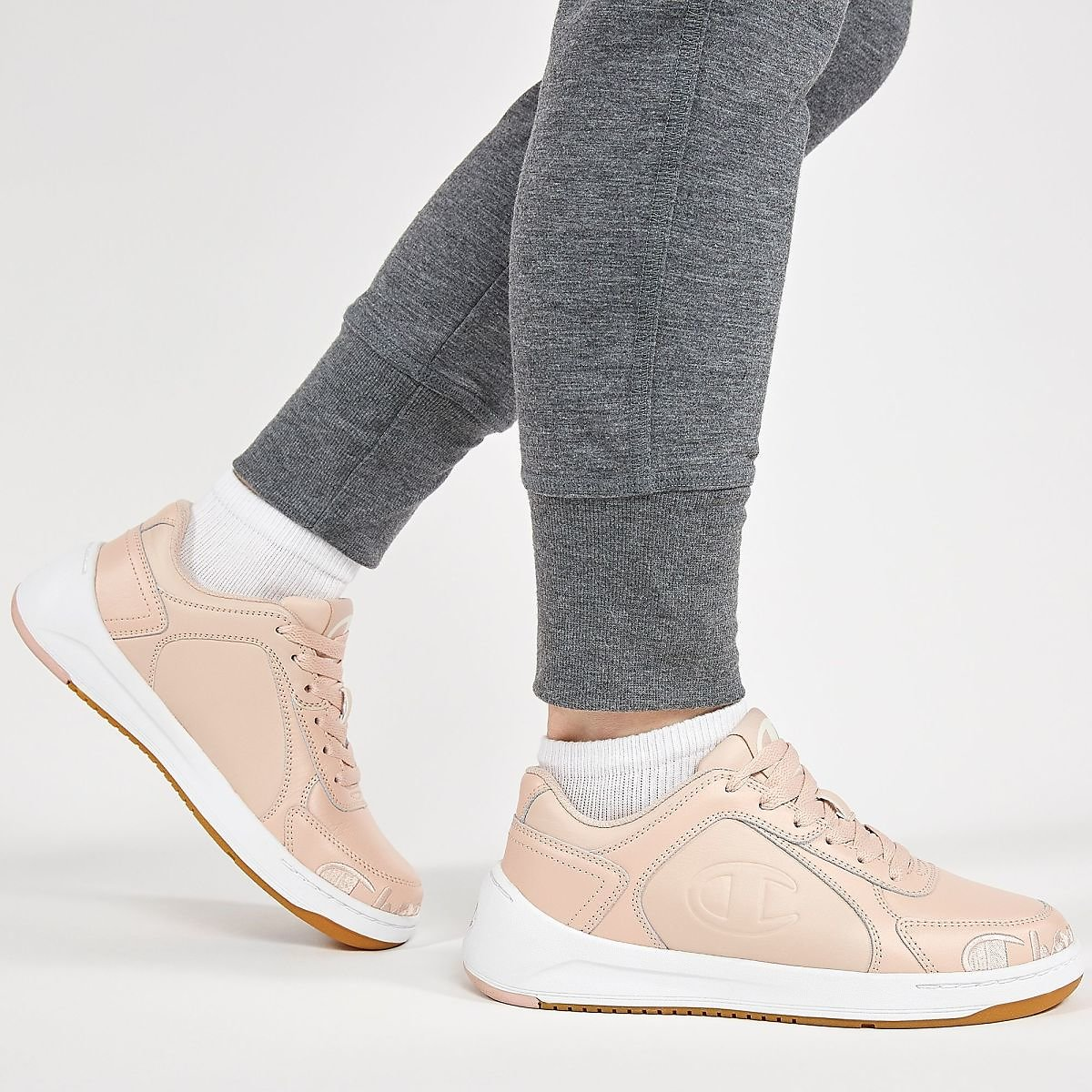 Champion Women's Super C Court Low Shoes
