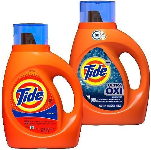 $2.99 Tide Detergent (Multi. Options)