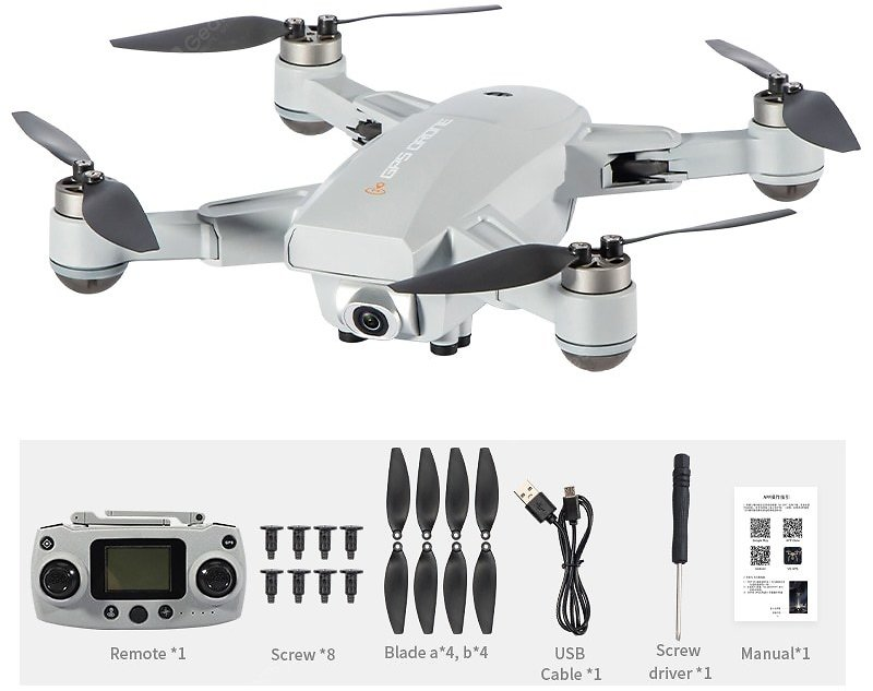 JJRC X16 Foldable WIFI FPV 5G GPS RC Drone Brushless Quadcopter with 6K HD 120° Wide Angle Camera RC Helicopter Toys Sale, Price & Reviews | Gearbest