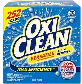 OxiClean Max Efficiency Stain Remover (252 Loads) - Sam's Club