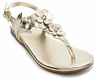 MICHAEL Michael Kors Girls Youth Tilly Aster Sandals