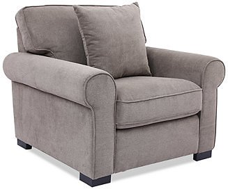 Ladlow 40-in Fabric Chair