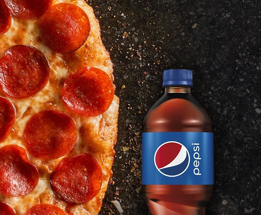 Up to 4 Topping Personal Pizza + a 20Oz Soda for Just $7.99 (Carryout Only)