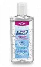 PURELL 9651 Advanced Instant Hand Sanitizer - 4oz