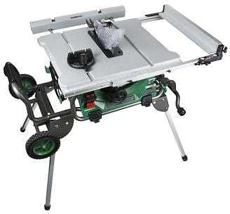 Metabo HPT 10-in Carbide-Tipped Blade 15-Amp Table Saw