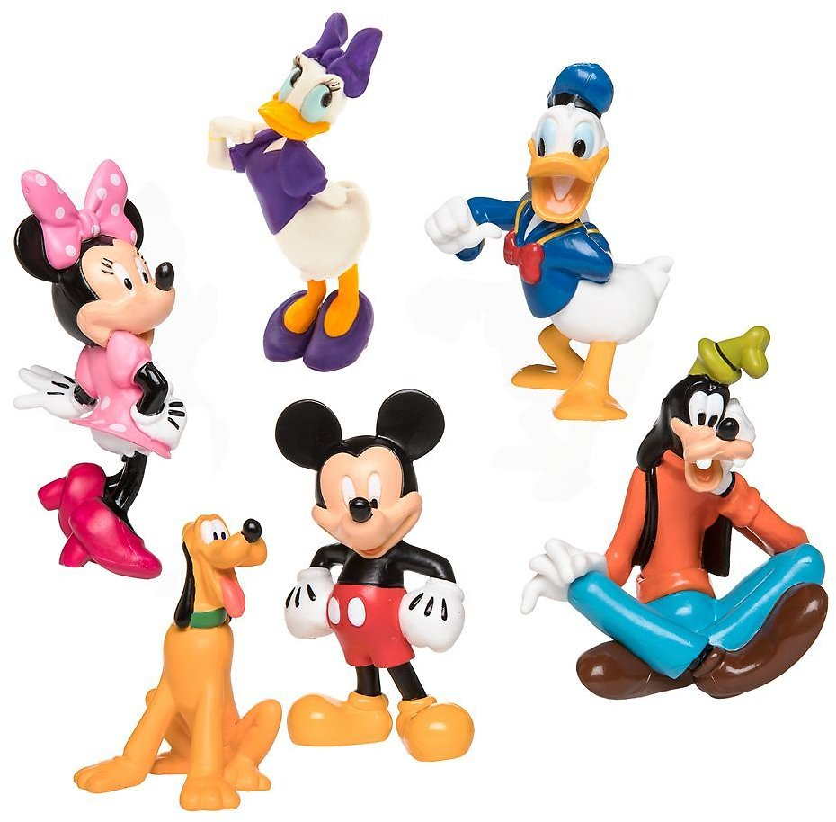 Mickey Mouse Clubhouse Figure Play Set   ShopDisney