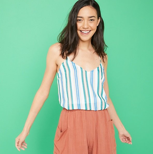 Up to 70% Off Women's Tank Tops & Camisoles